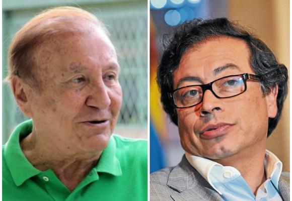 Gustavo Petro y Rodolfo Hernández: dos actitudes frente al 'poder'