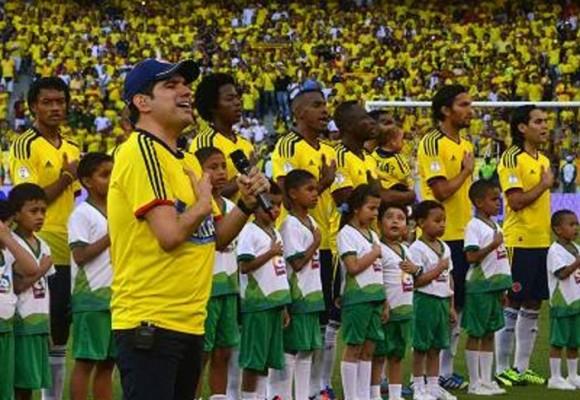 Las miserias del himno nacional de Colombia