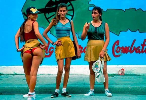 Sexo clandestino en las calles de La Habana