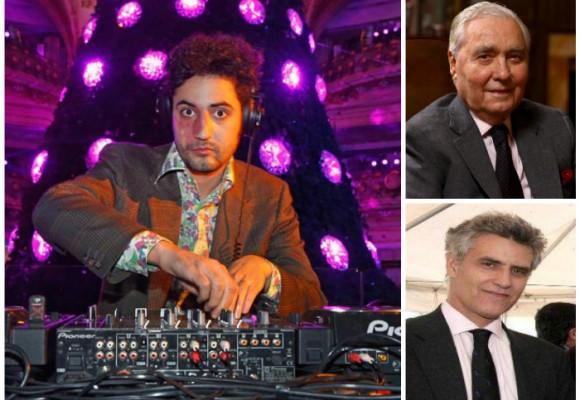 Julio Mario Santo Domingo III, el DJ más rico del mundo