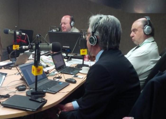 El arte de hacer entrevistas en La W Radio
