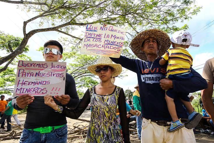 ¿Un colombiano tras la escalofriante desaparición de 28 mineros en Venezuela?