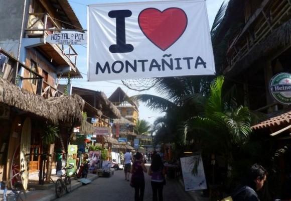 ¿Qué pasa en Montañita?