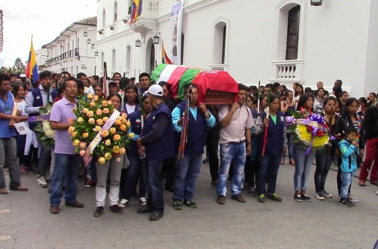 El crimen que conmocionó a los indígenas del Cauca