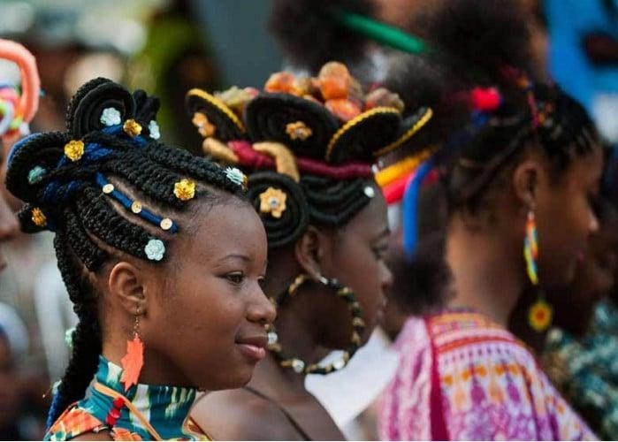 En honor a las mujeres afrocolombianas