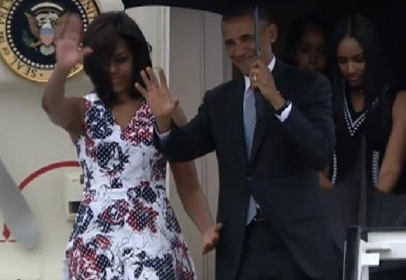 Trabajo, política y goce tendrá Obama en sus 72 horas en La Habana