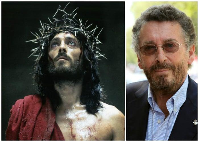 La maldición del actor que encarnó a Jesús de Nazareth