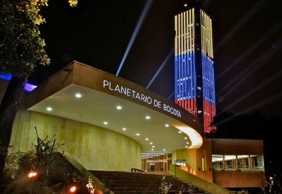 El Planetario de Bogotá: un lugar sagrado en Semana Santa