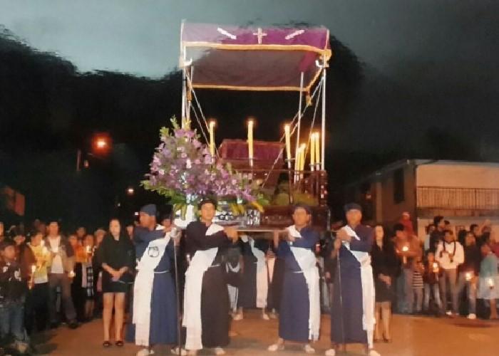 La otra Semana Santa de Popayán