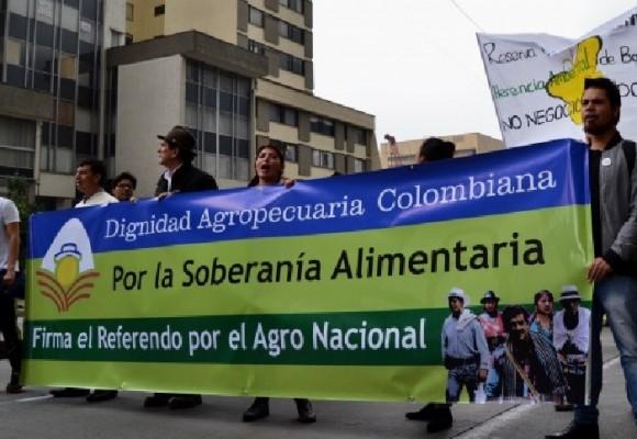 Un referendo criollo se cocina en defensa del Agro nacional