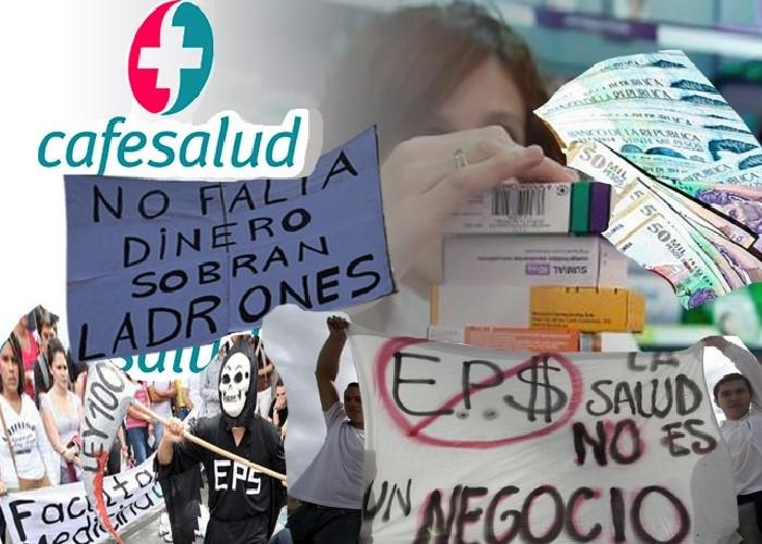 El cáncer que sufre la salud en Colombia