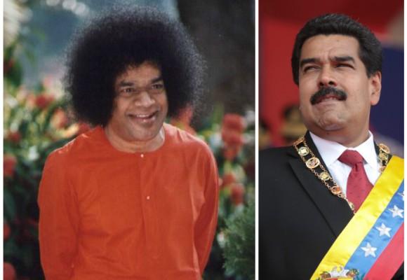 El santo al que se aferra Maduro para no caerse en Venezuela
