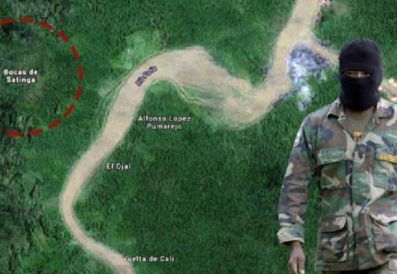 Cuando Satinga, Nariño fue arrasado por las FARC
