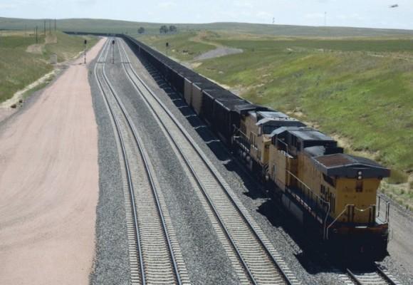 En video: así se ven los trenes carboneros de El Cerrejón