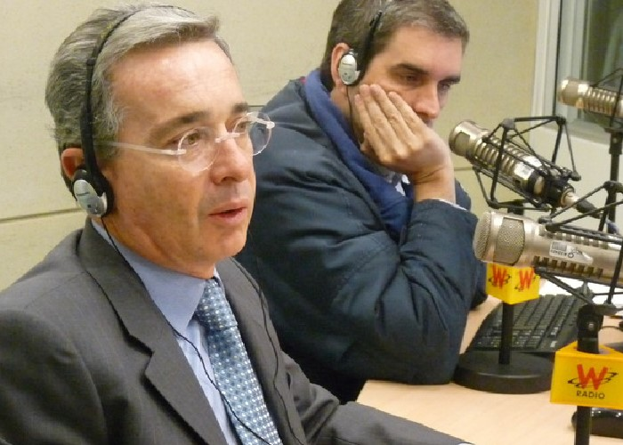 El deporte de Félix de Bedout: picarle la lengua a Uribe