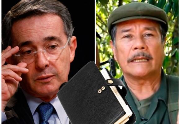 La agenda secreta de negociación de Álvaro Uribe con el ELN