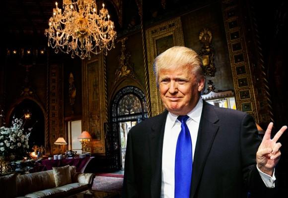 Los excesos de los que se ufana Donald Trump