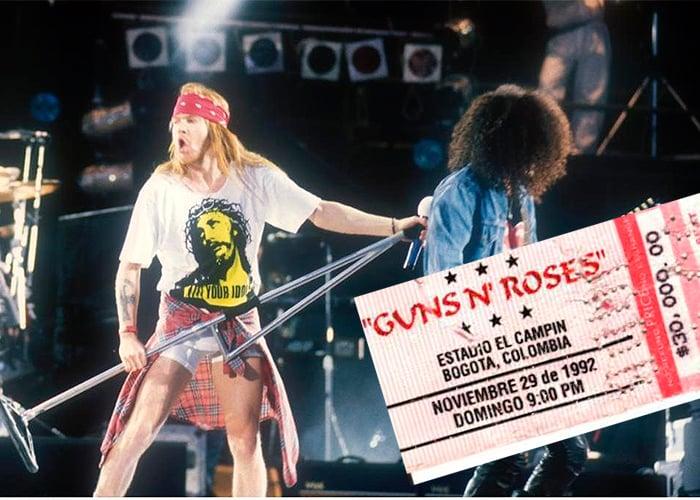 [Articulo] La noche en que Guns N Roses destruyó a Bogotá Guns-n-roses-bogota-1992