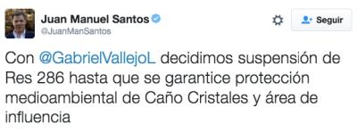 Santos trino