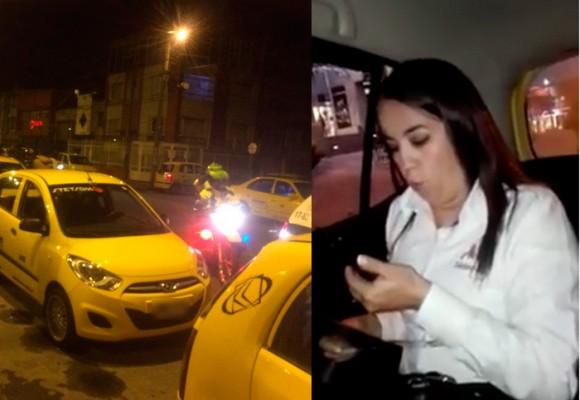 """""""¿Qué hace en un taxi si somos unas ratas?"""", video de un taxista"""