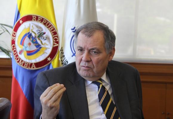Los últimos cartuchos del Procurador Ordóñez antes de perder su cargo