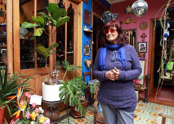 """""""El Festival por la Paz en París nos ha devuelto la esperanza"""": Patricia Ariza"""