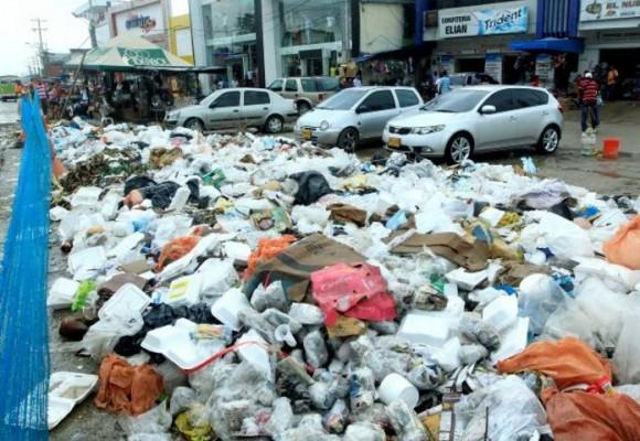 Cartagena y su pésimo manejo de basuras