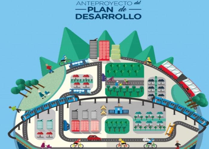¿Qué dice el Plan de Desarrollo de Peñalosa sobre el medio ambiente?