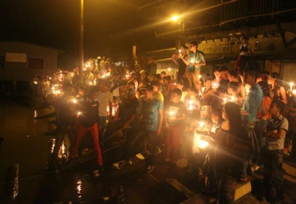 En el río Guayas del Caquetá, los muertos regresan convertidos en luz