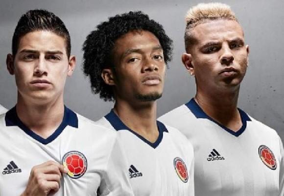 La Selección Colombia quedó 'blanqueada'