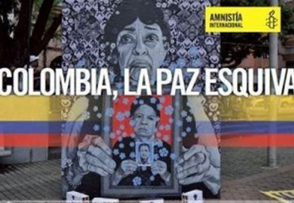 Poesía mundial en Europa por la paz de Colombia