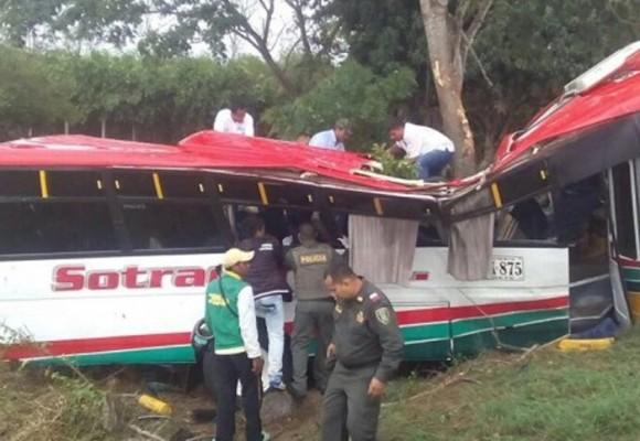 Tragedia vial en el departamento de Córdoba
