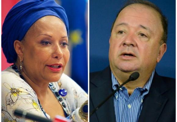 Piedad Córdoba dice que trataron de matarla; ministro de Defensa la desmiente