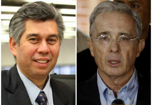 La pelea en Twitter de Uribe, Coronell, Vicky Dávila y Petro