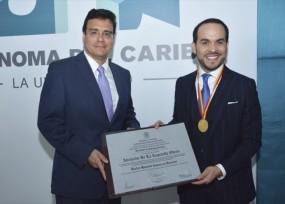 Abelardo De La Espriella reunió al poder costeño en la Universidad del Caribe