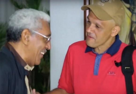 El paisa, el hombre del atentado del Nogal, que llega a la mesa de La Habana