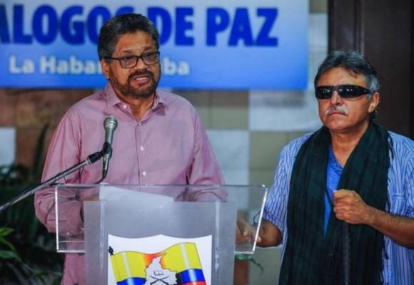 Para las FARC las negociaciones son otra forma de lucha