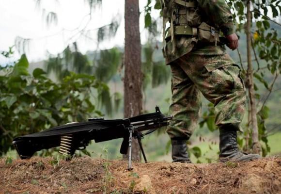 Las FARC protegen a las petroleras
