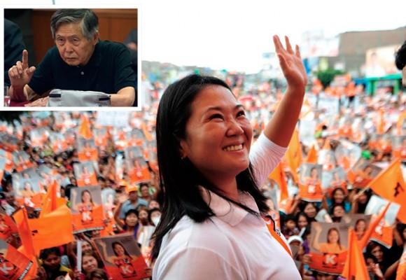 Keiko Fujimori y el furor Fujimorista en el Perú