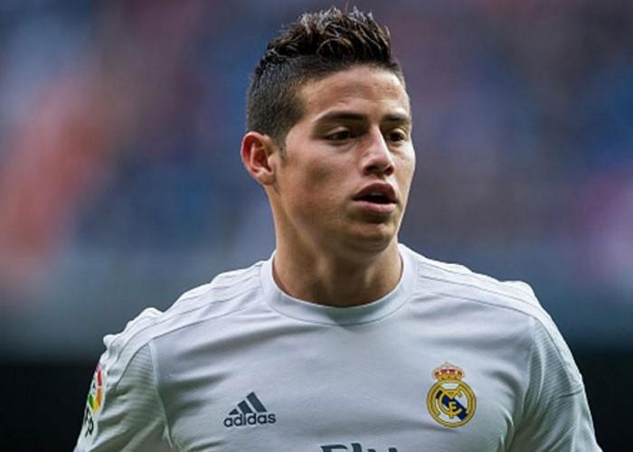 Si James no juega, que siempre pierda el Real Madrid