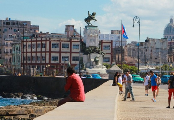 En Cuba se mira al horizonte
