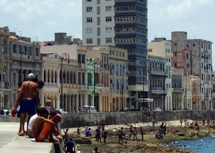 El despertar diario en Cuba