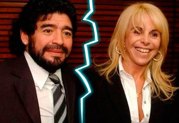 Maradona: de goleador a golpeador de mujeres