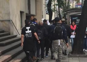 Hasta los neonazis salieron a la marcha uribista