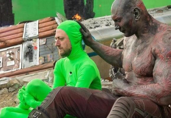 En video: así se ven las películas de superhéroes sin efectos