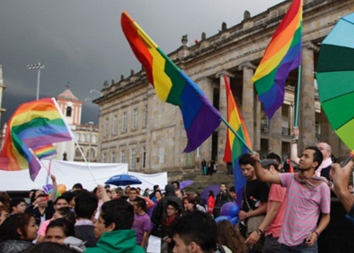 Leyes sobre el matrimonio homosexual en colombia
