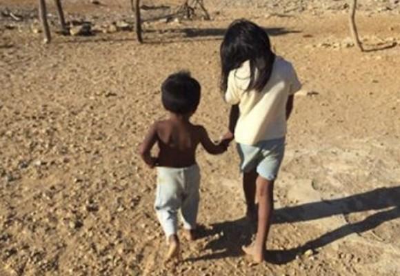 Los niños se siguen muriendo de hambre en Colombia