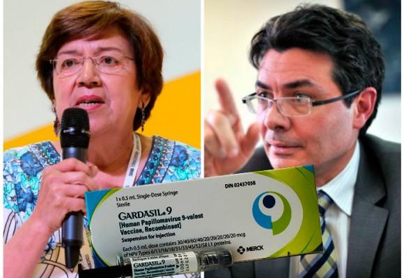 Los vínculos de la científica defensora de la vacuna del Papiloma con el laboratorio que la produce
