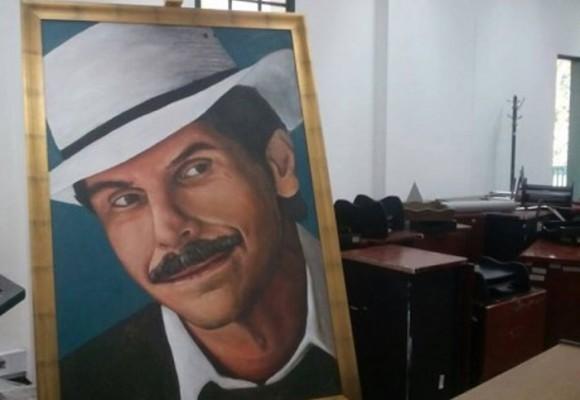 El óleo de Carlos Pizarro
