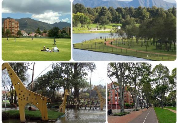 Los 10 mejores parques para trotar en Bogotá